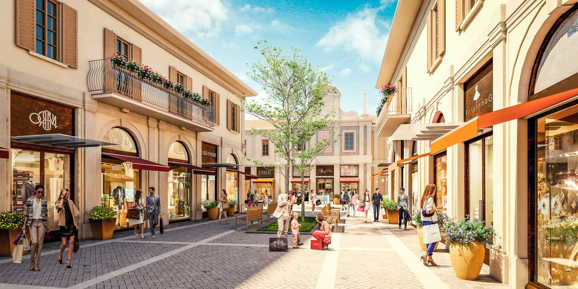 Franciacorta Outlet Village - Solids | Integrated Design Solutions