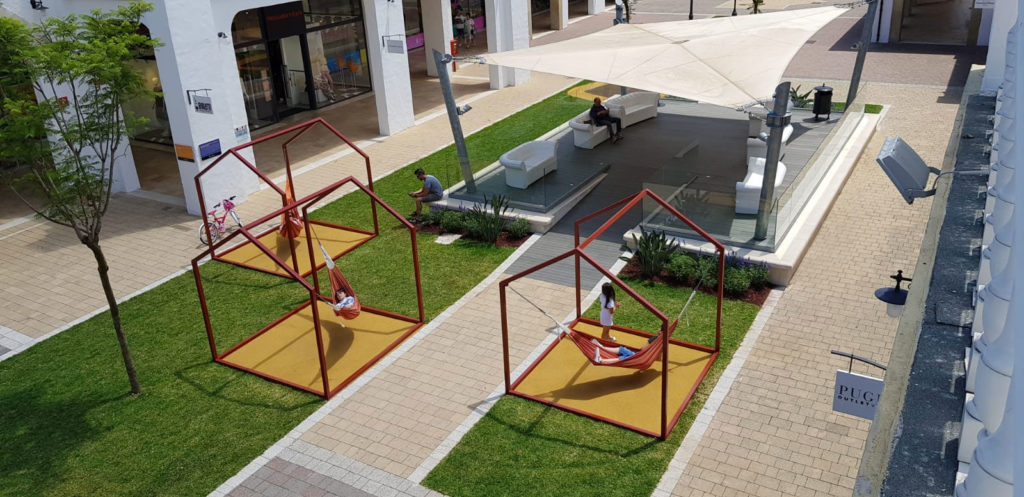 Puglia Outlet Village – Play area