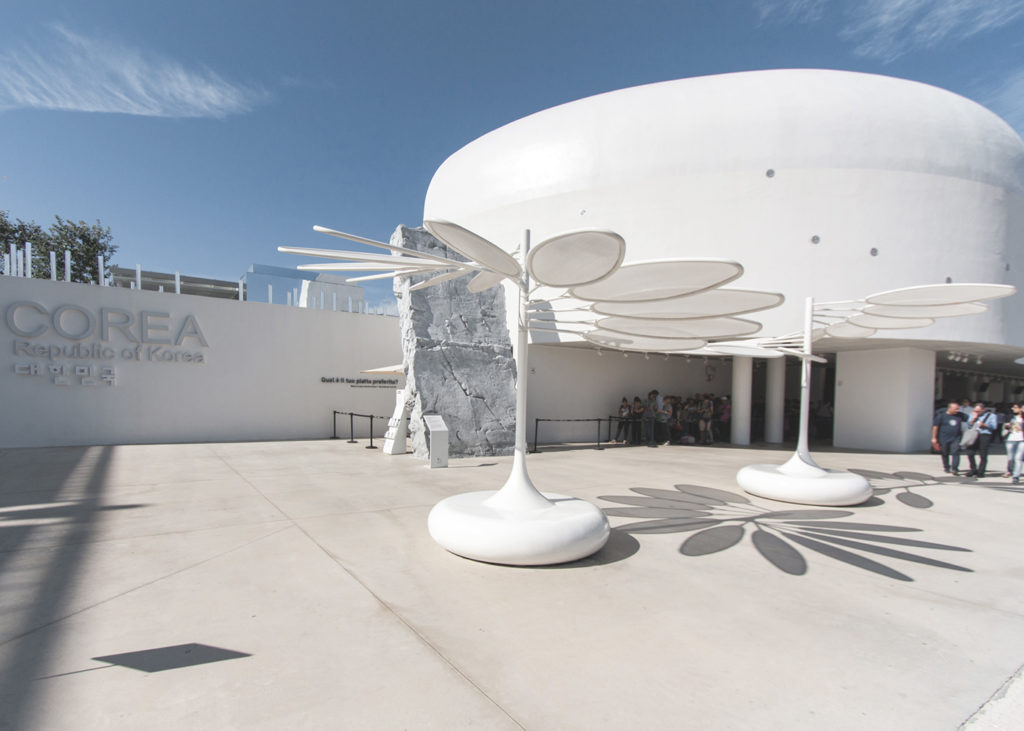 Korea Pavilion – Expo Milano 2015