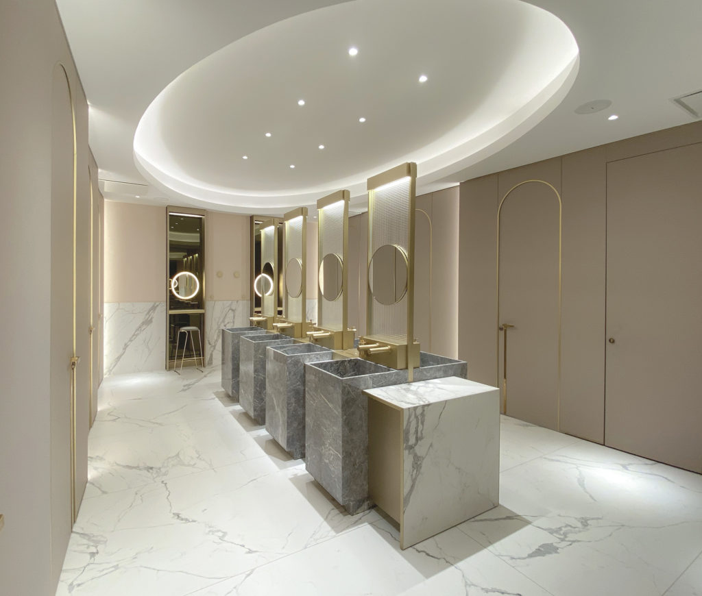 Fidenza Village – New Toilet